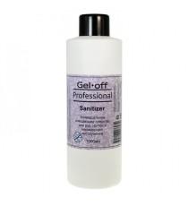 Очищающее средство для рук и инструмента Gel off Sanitizer, 1л. (Антисептик)